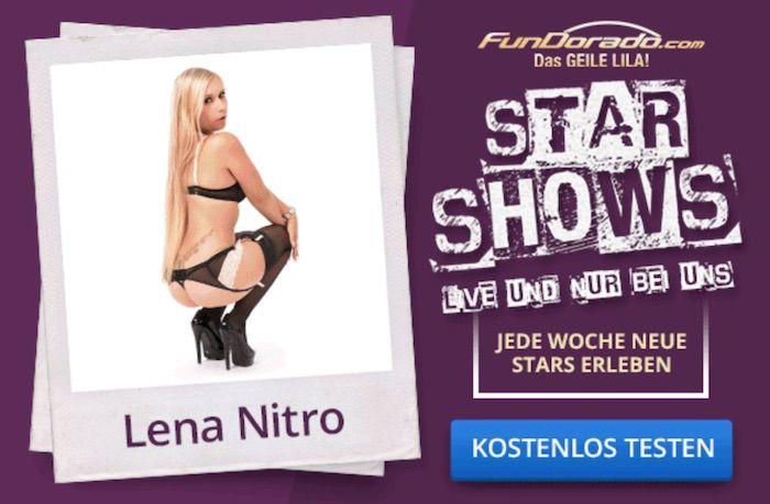 Star Show mit Lena Nitro