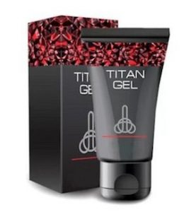 Titan Gel in der Tube