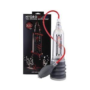 Hydromax X Series mit schwarzer Verpackung