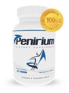 Verpackung des Produkts Penirium in weis