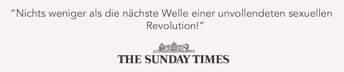 Bewertung in Sunday Times